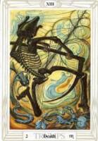 13 Death Thoth Tarot