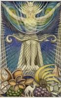 2 Priestess Thoth Tarot