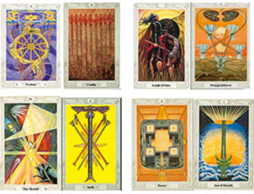 Answering Yes-No Questions with the Tarot