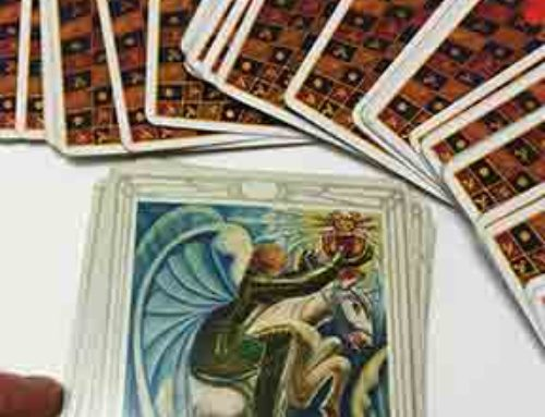 Daily Guidance with Tarot Card-for-the-Day