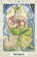 3 Empress Thoth Tarot