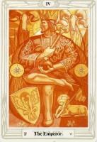 4 Emperor Thoth Tarot