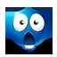 {blue}:shocked: